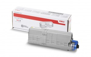 Toner OKI C532/MC563/ MC573 yellow 6K
